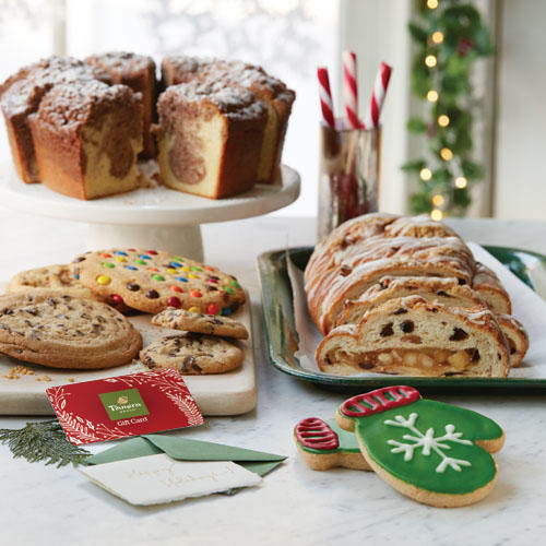 Choose Panera for your holiday catering and gift card needs.
