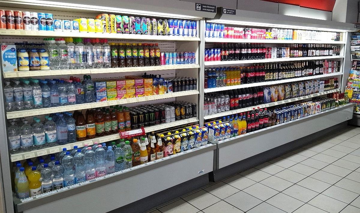 Getränkesortiment bft Eschwege