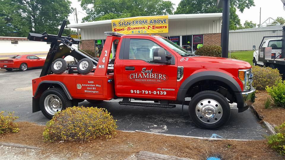 Earl Chambers Wrecker Service image 24