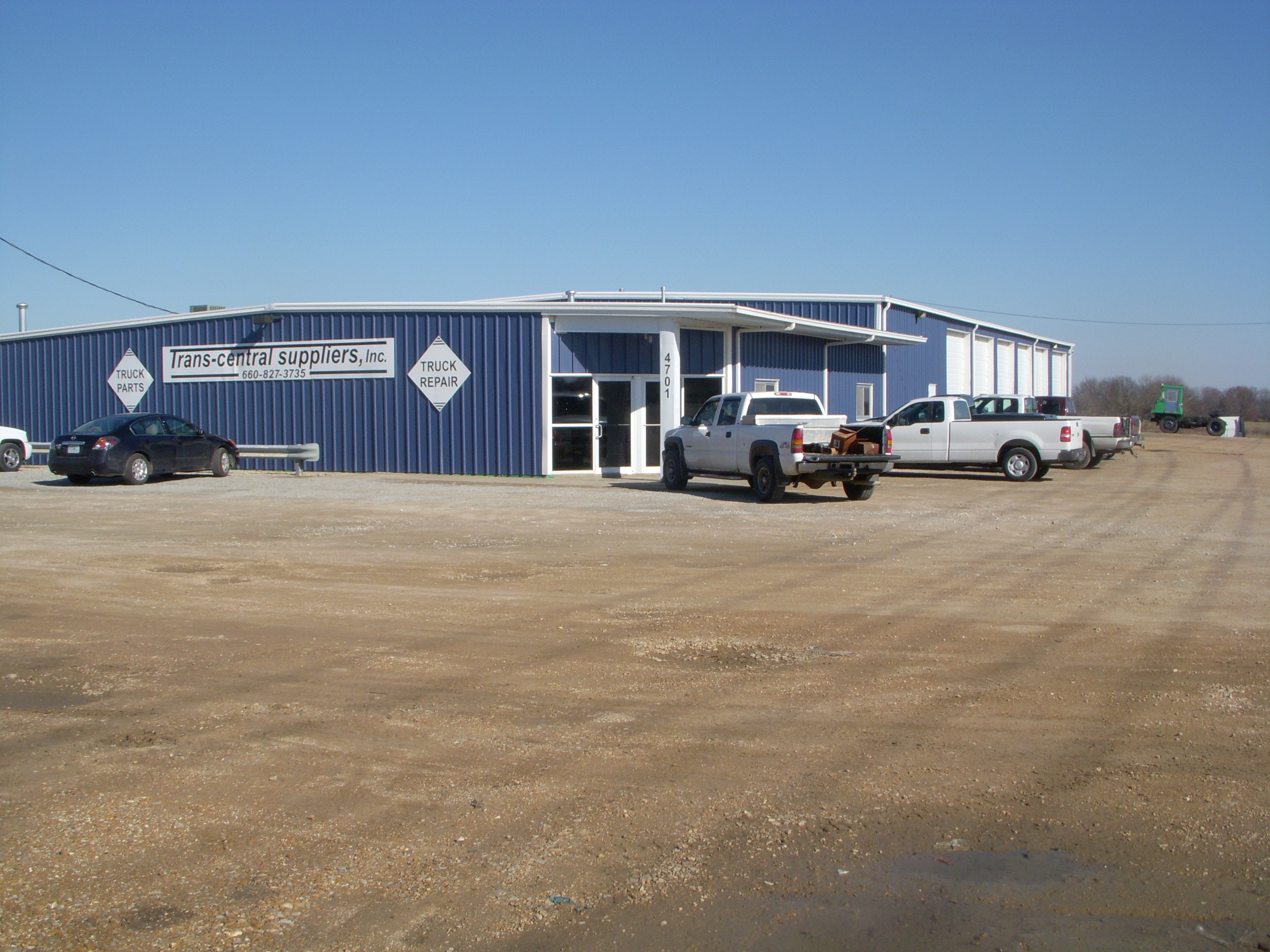 Trans Central Suppliers, Inc image 1