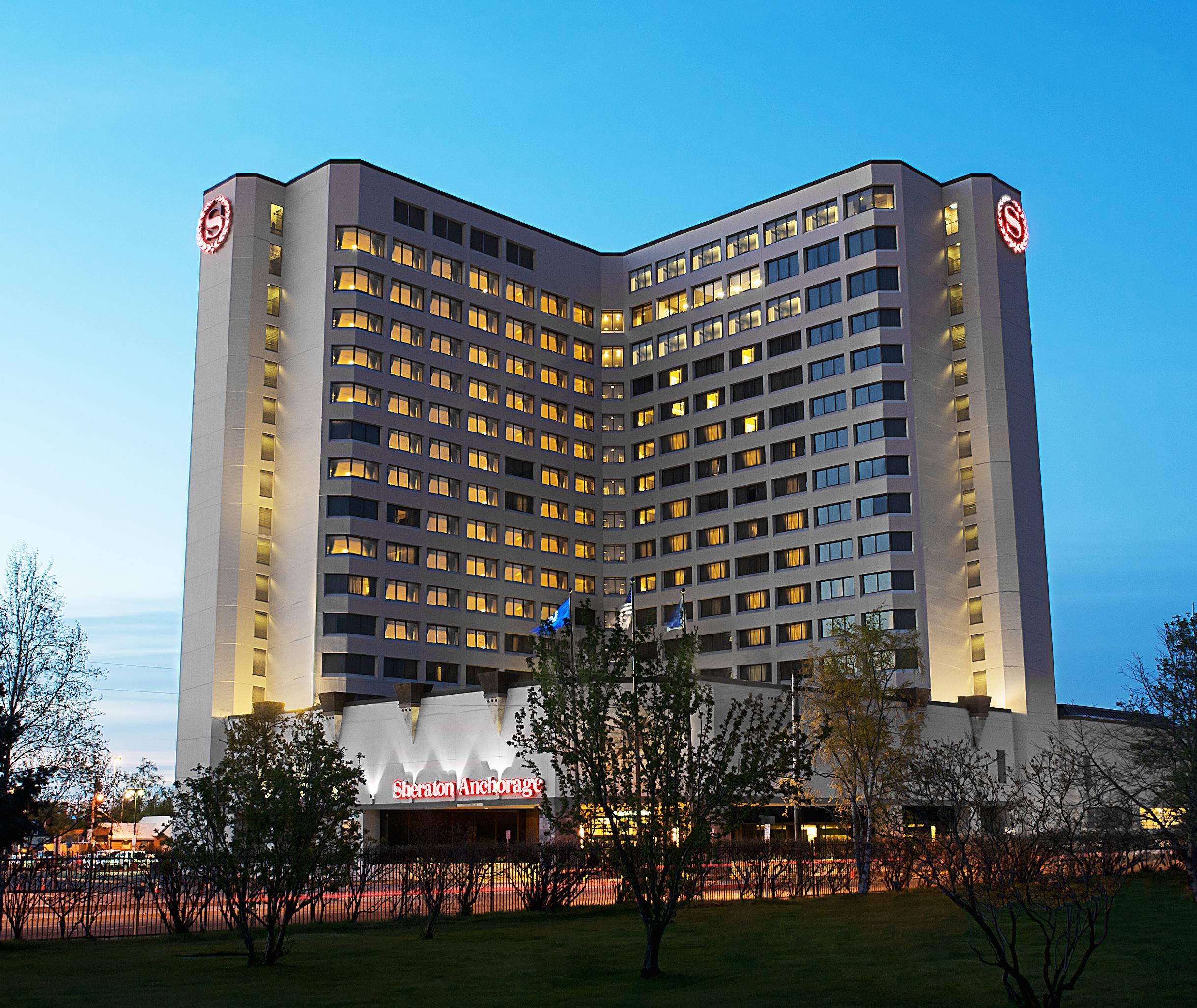 Sheraton Anchorage Hotel & Spa image 0