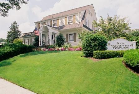 Bradley Haeberle Barth Funeral Home Union Nj