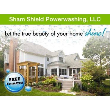 Sham Shield Powerwashing, LLC