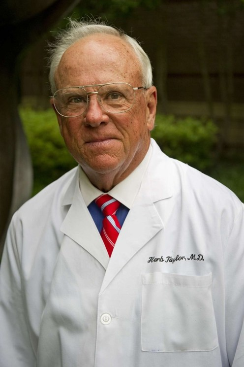 Dr. Herbert Taylor - board-certified obstetrician and gynecologist