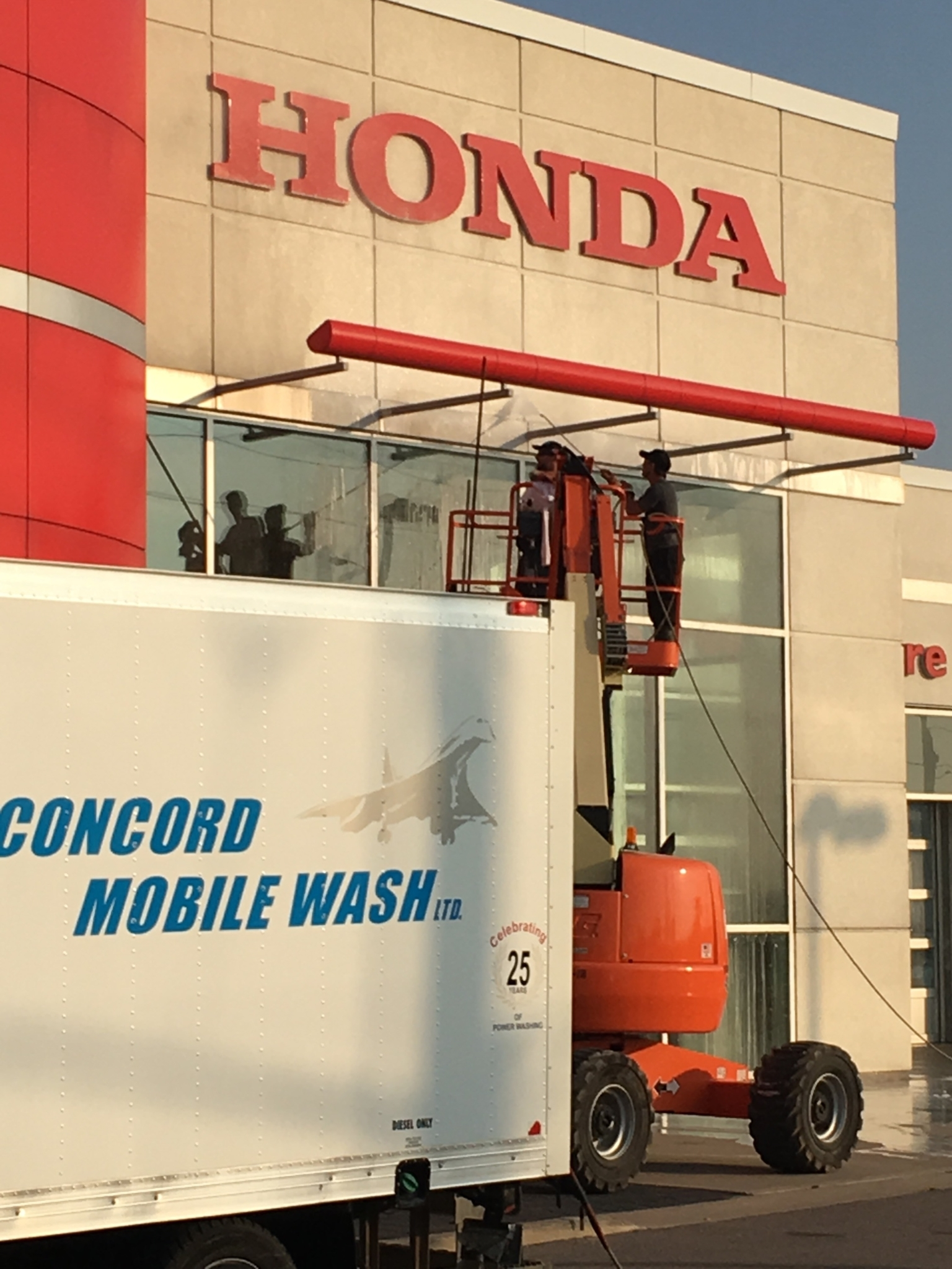 Concord Mobile Wash Ltd in Vaughan