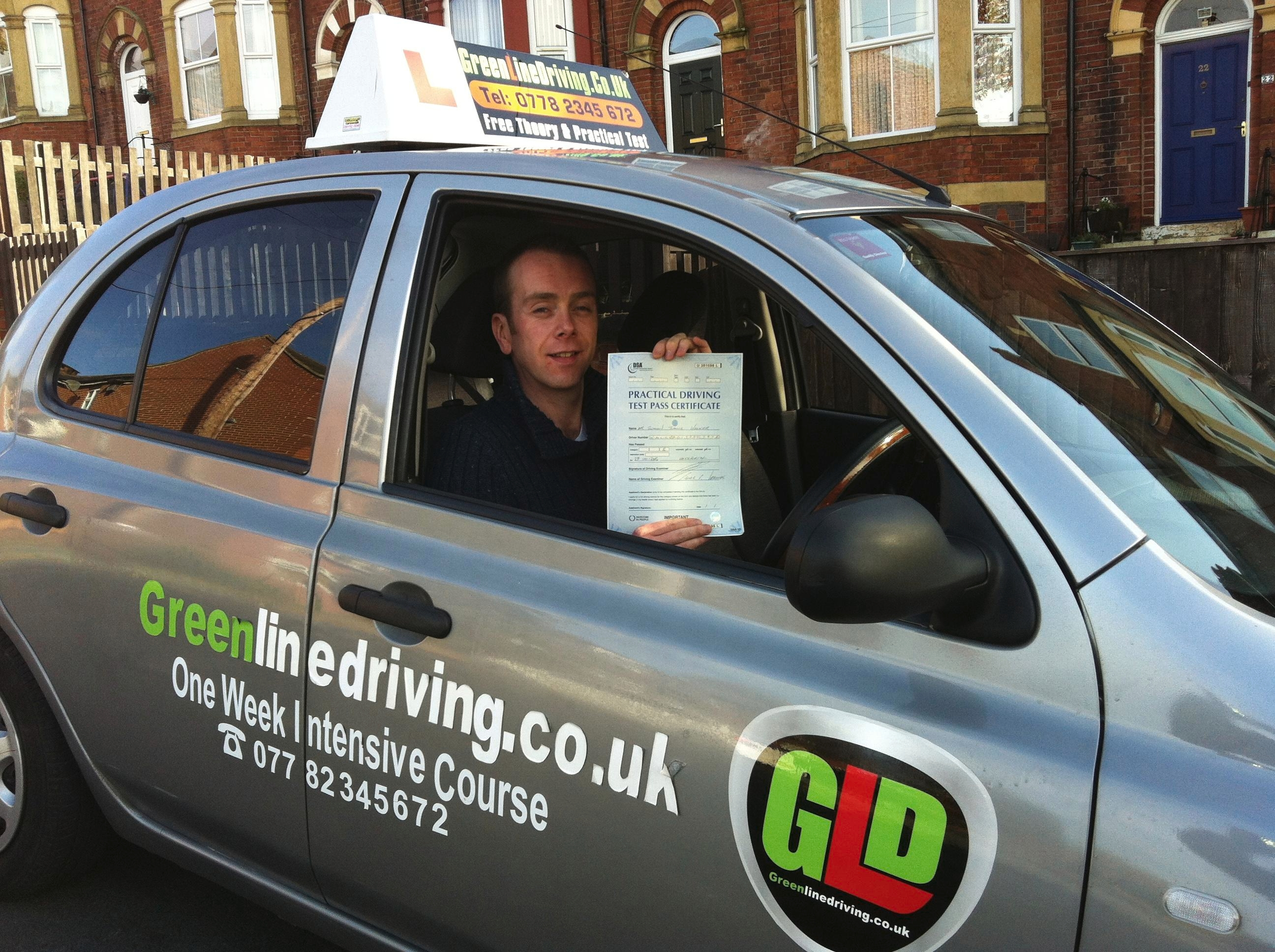 Green Line Driving School