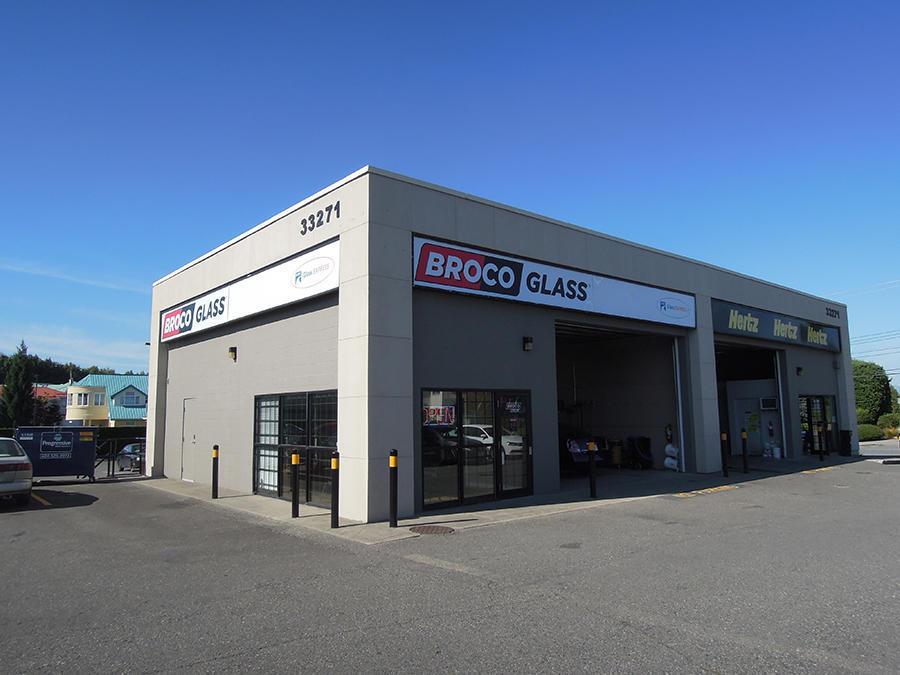 Broco Glass in Abbotsford: Broco Glass Abbotsford (3009) - BC