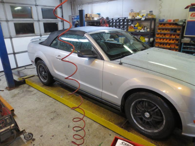 Thunderhorse Garage