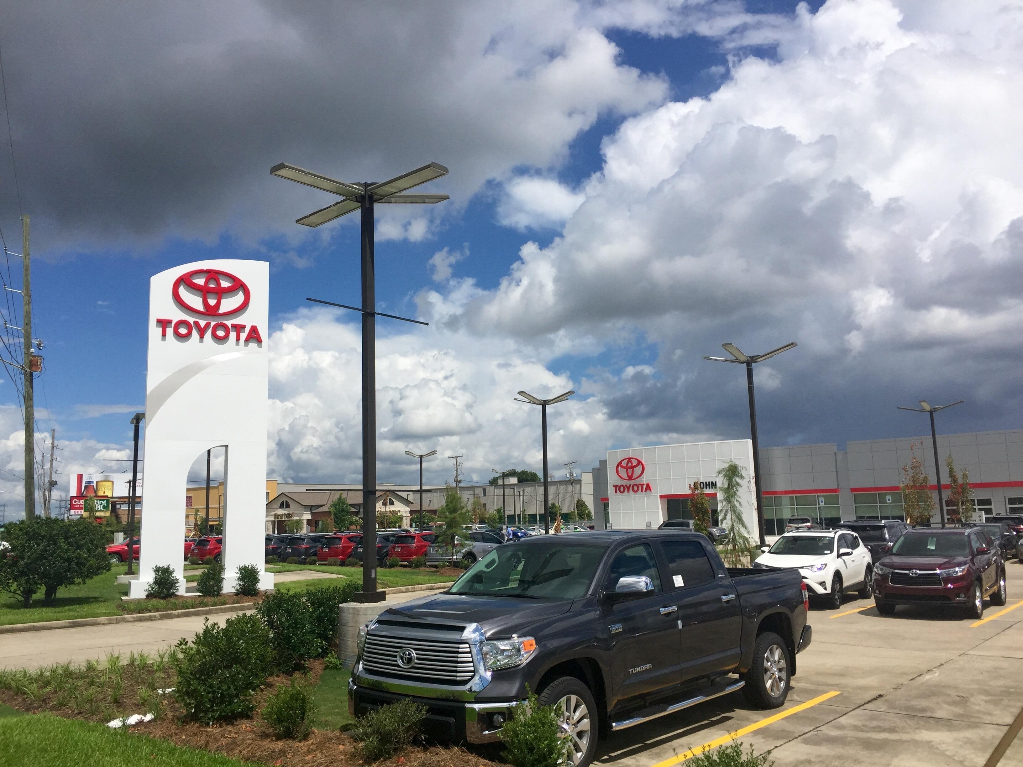 Bohn Toyota in Harvey, LA, photo #4
