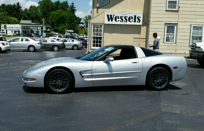 Dillsburg Wessels Used Cars
