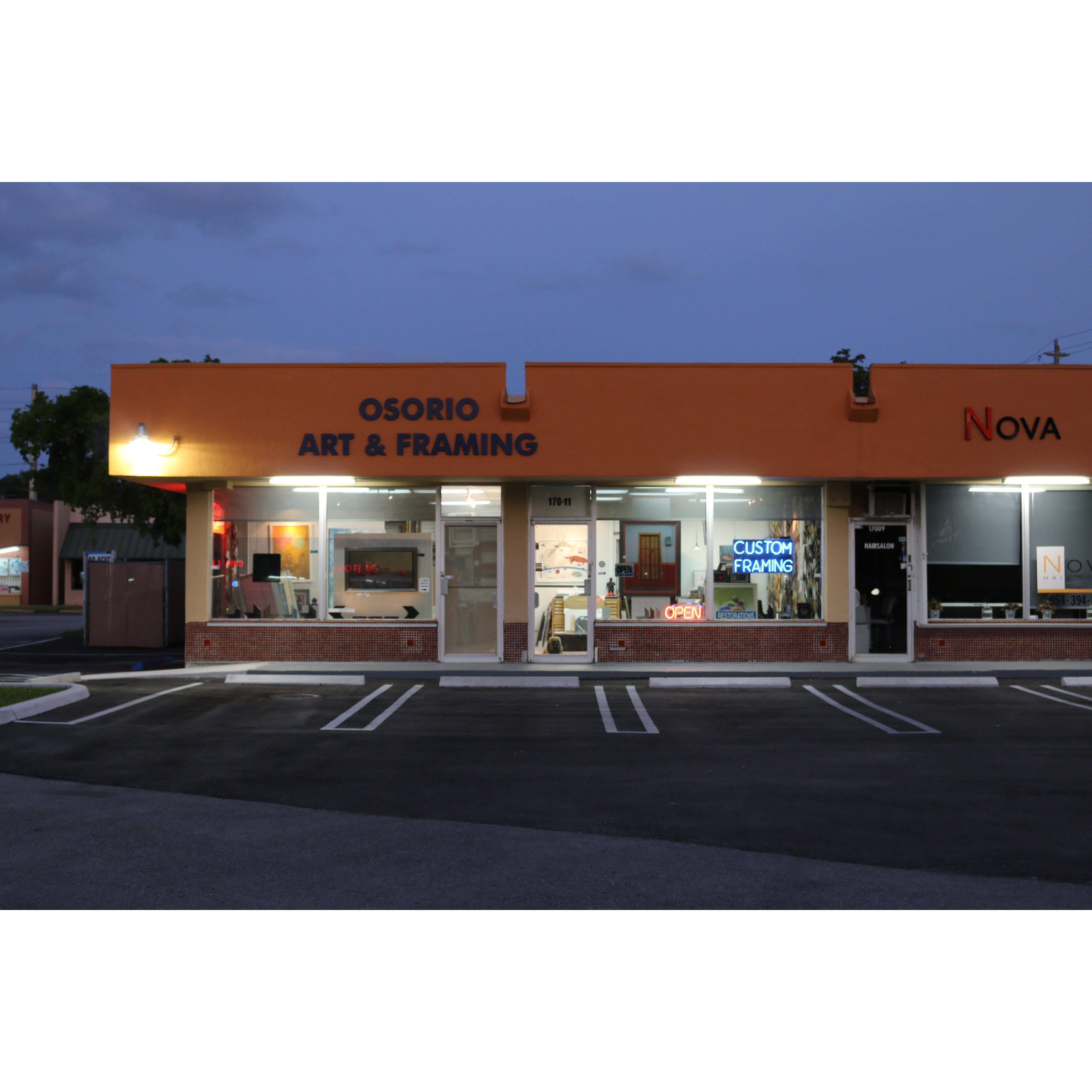 Osorio Art & Framing 17011 WEST DIXIE HWY North Miami