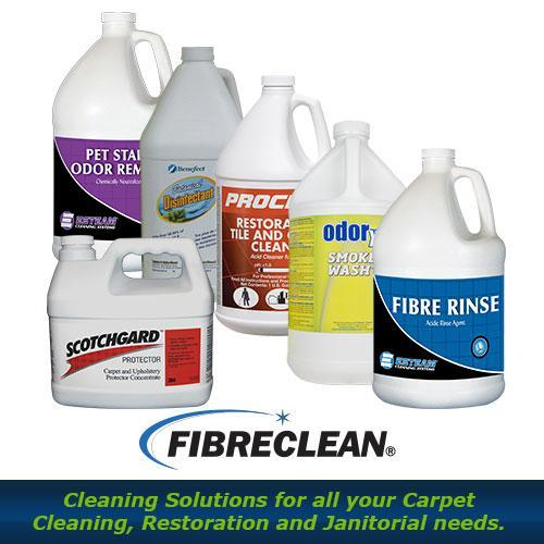 Fibreclean Supplies