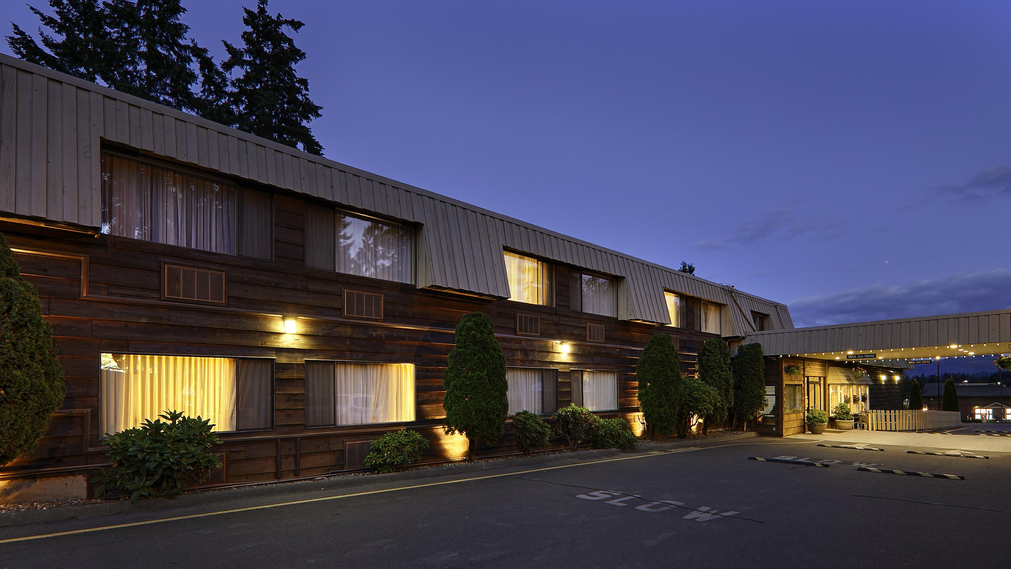 Best Western Cowichan Valley Inn in Duncan: Best Western® Cowichan Valley Inn