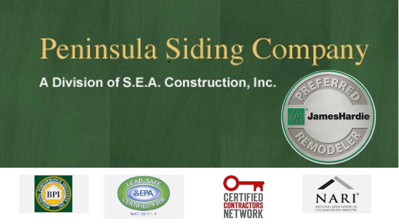 Peninsula Siding Company - ad image