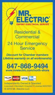 Mr. Electric of the North Shore image 1