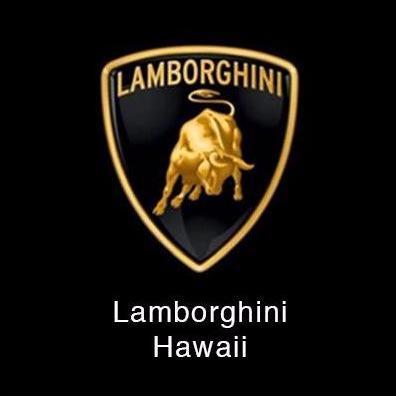 Lamborghini Hawaii