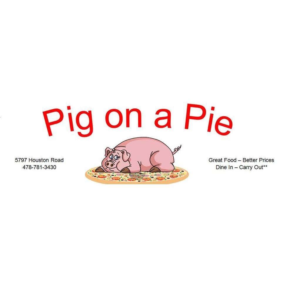 image of Pig on a Pie