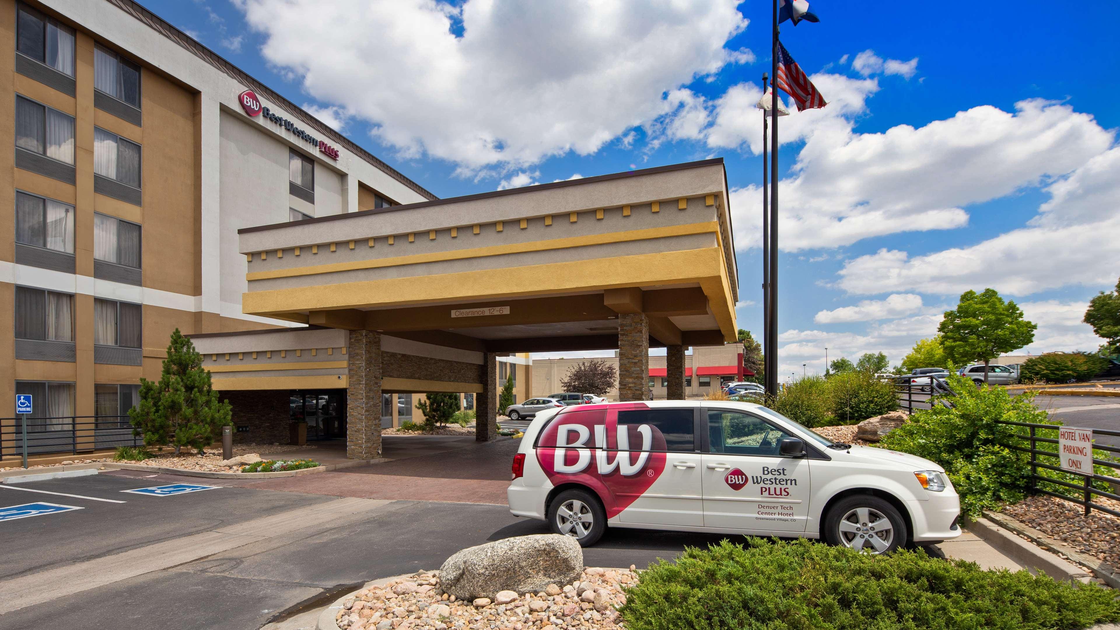 Best Western Plus Denver Tech Center Hotel image 0