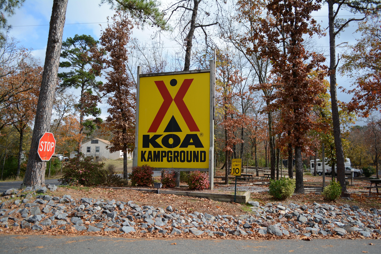 Hot Springs National Park KOA