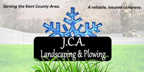 J.C.A. Landscaping & Plowing