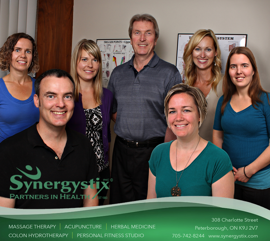 Synergystix Partners In Health in Peterborough