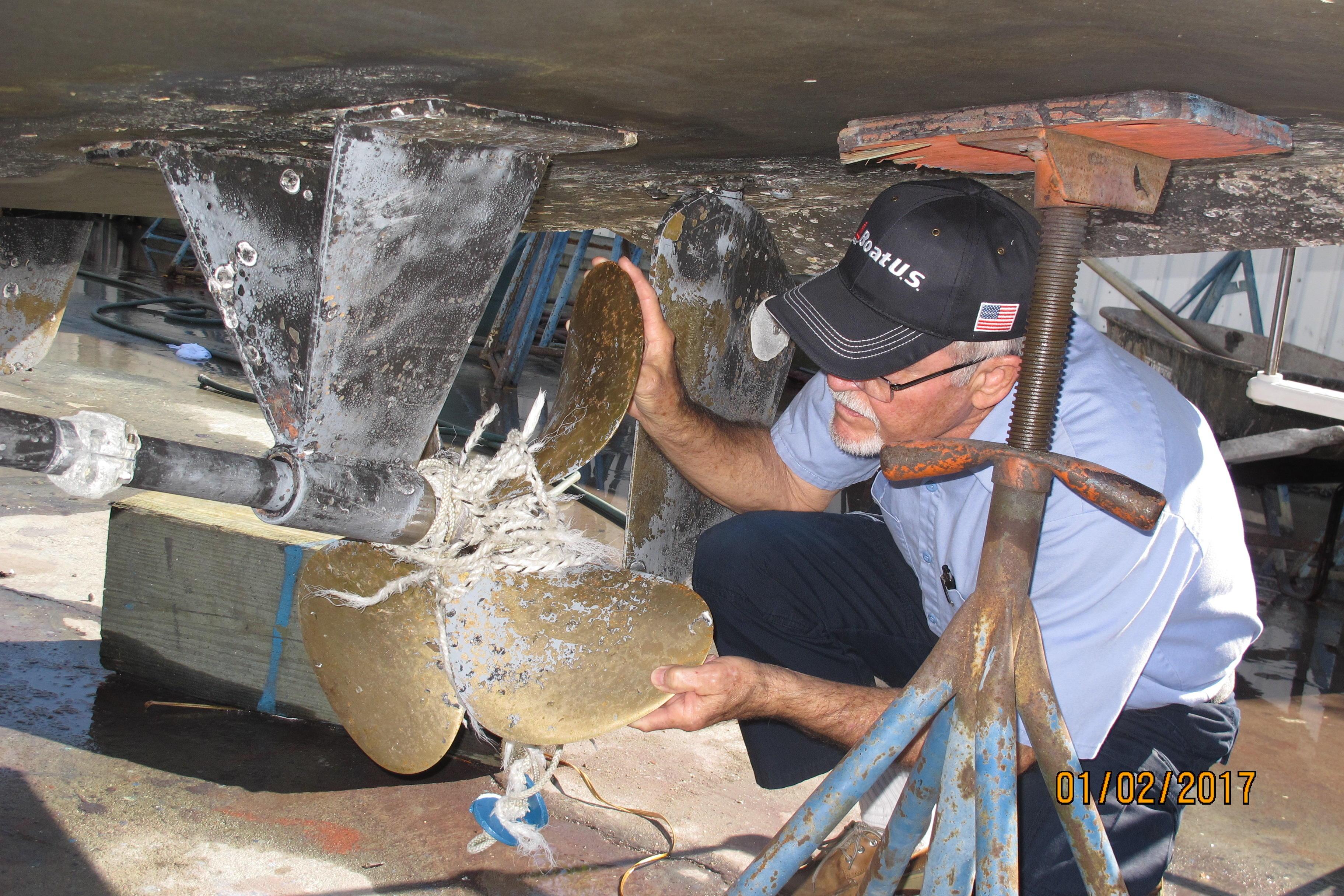 Paul Fannin Marine Surveyor image 0