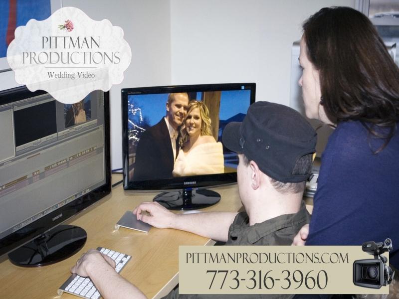 Pittman Productions Wedding Video image 3