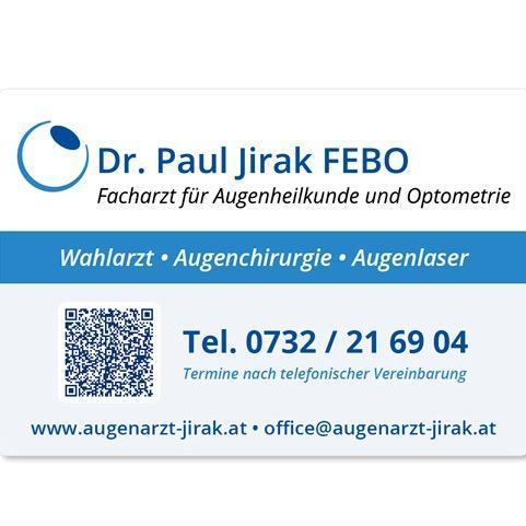Logo von Dr. Paul Jirak