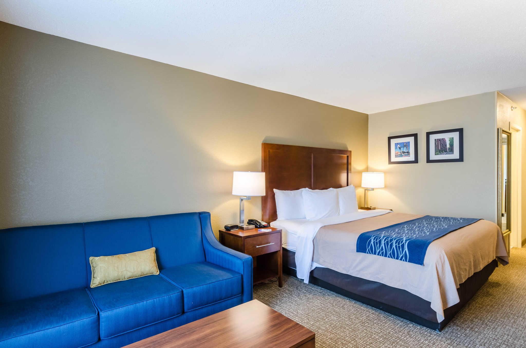 Comfort Inn Randolph - Boston image 44