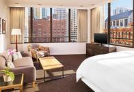 Chestnut Penthouse Suite Bedroom
