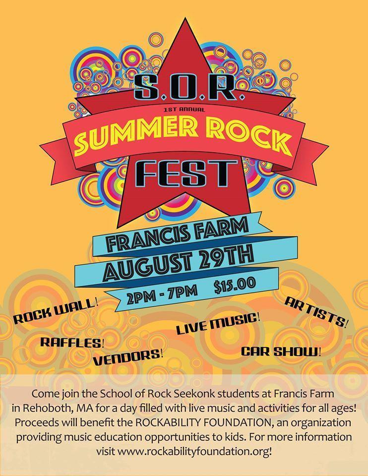 School of Rock Seekonk image 0