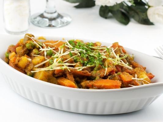 Royal Tandoori Indian Restaurant in New Westminster: Jaifrezi Curry