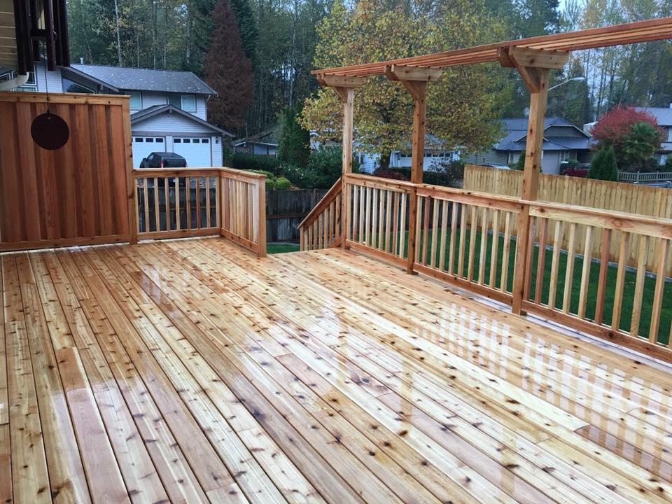 A.K. Custom Fence and Deck LLC image 0