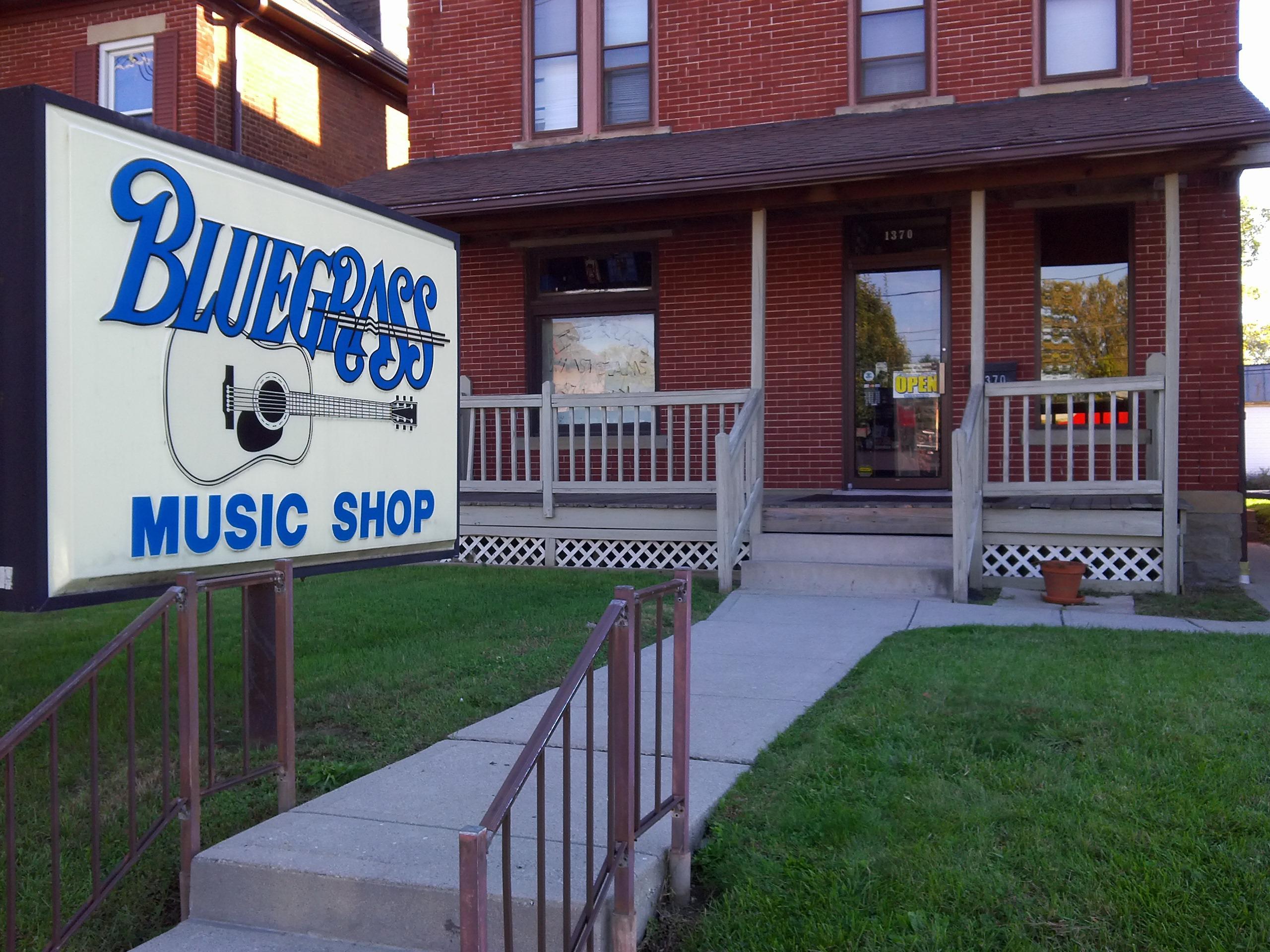 bluegrass store