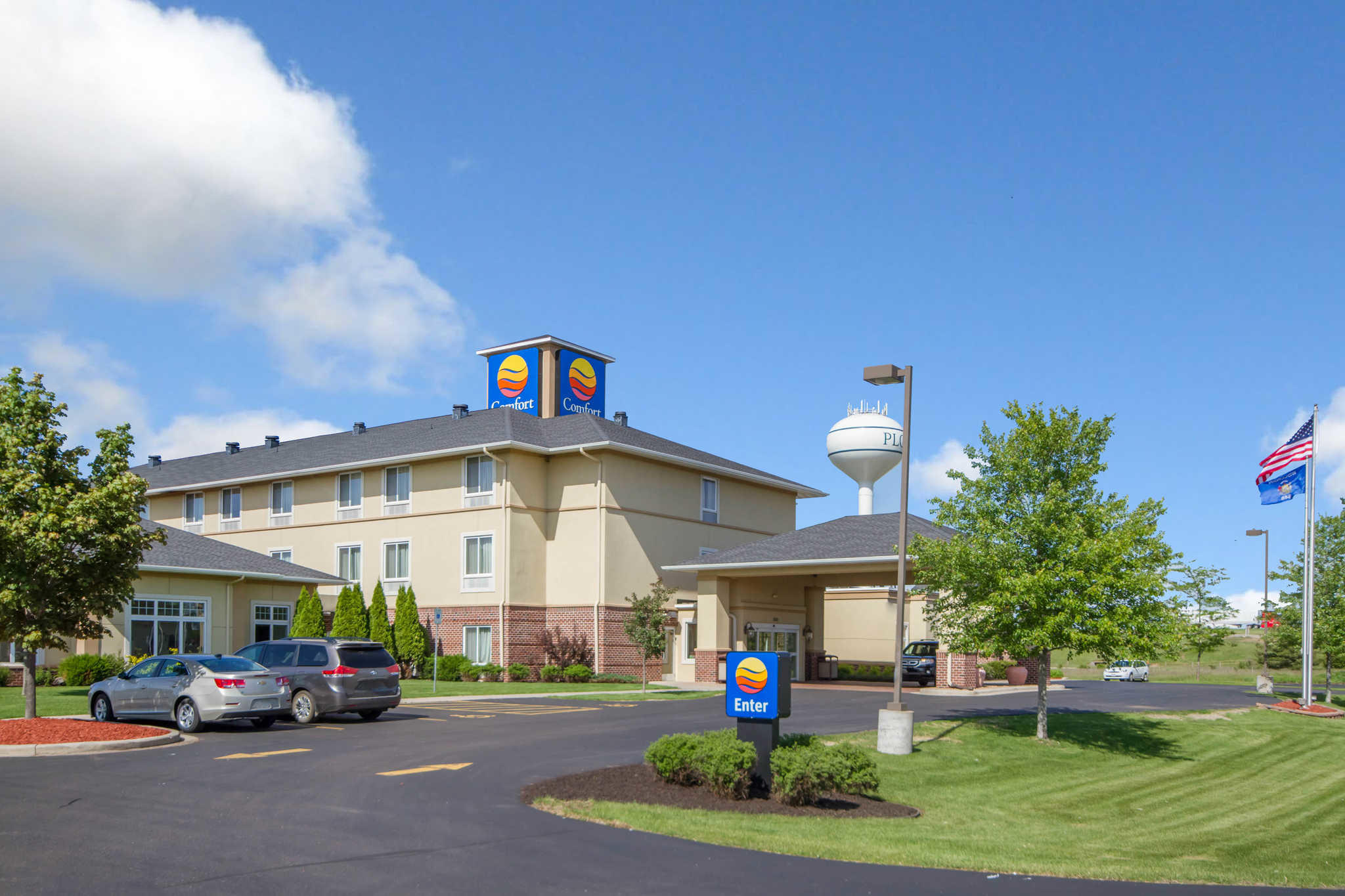 Comfort Inn Plover Wi Company Page