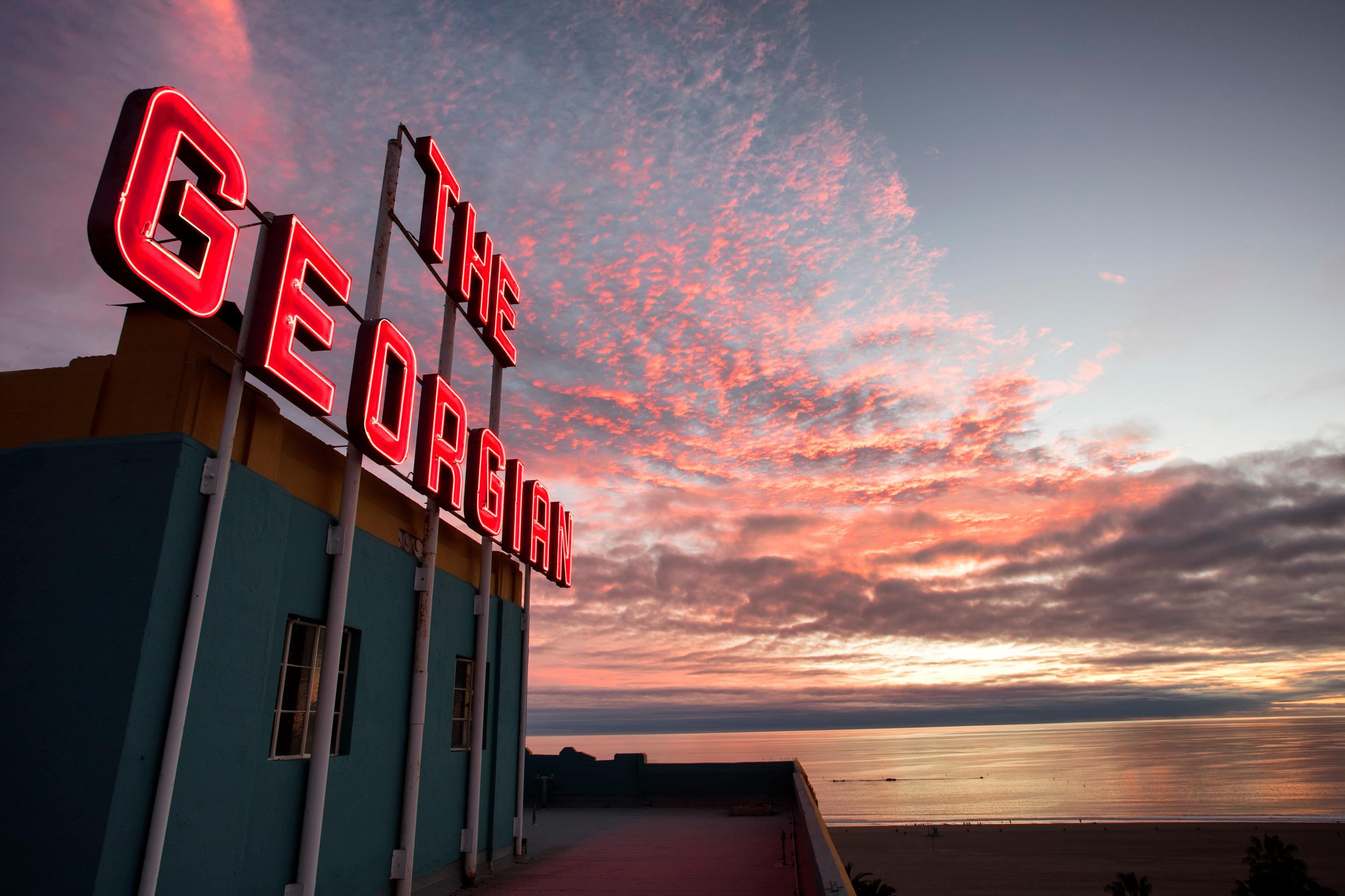 The Georgian Hotel in Santa Monica, CA, photo #3