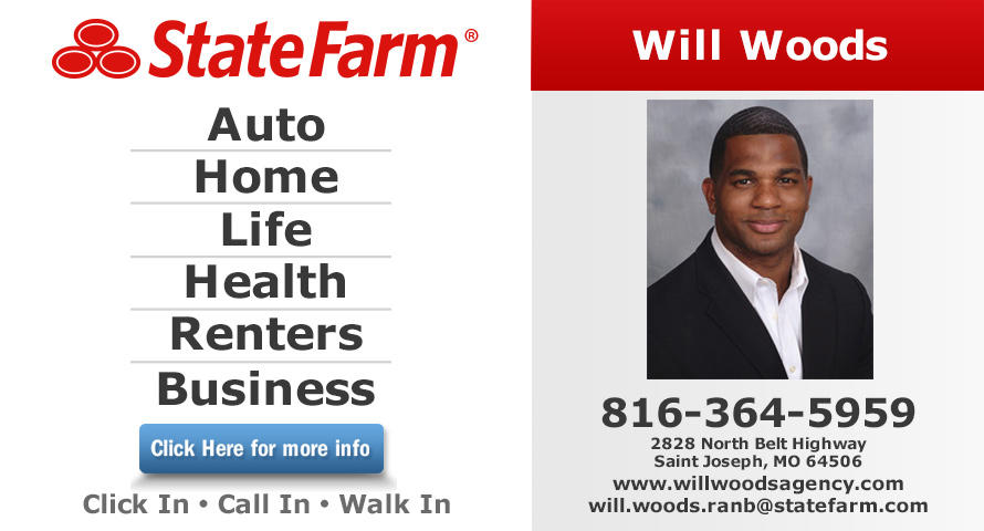 Will Woods - State Farm Insurance Agent image 0