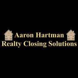 Aaron Hartman Realty Closing Solutions Inc.