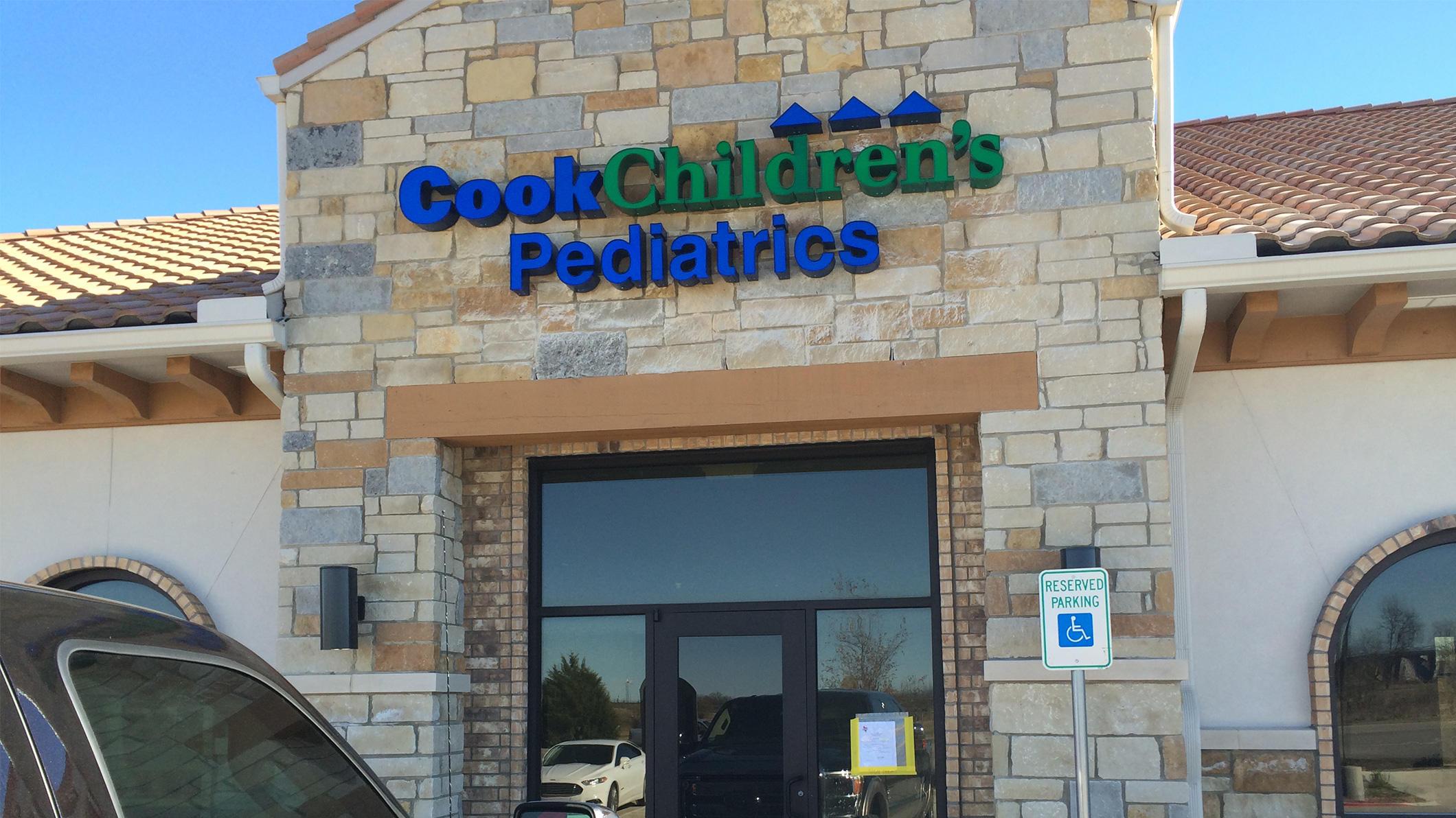 Cook Children's Pediatrics Haslet image 1