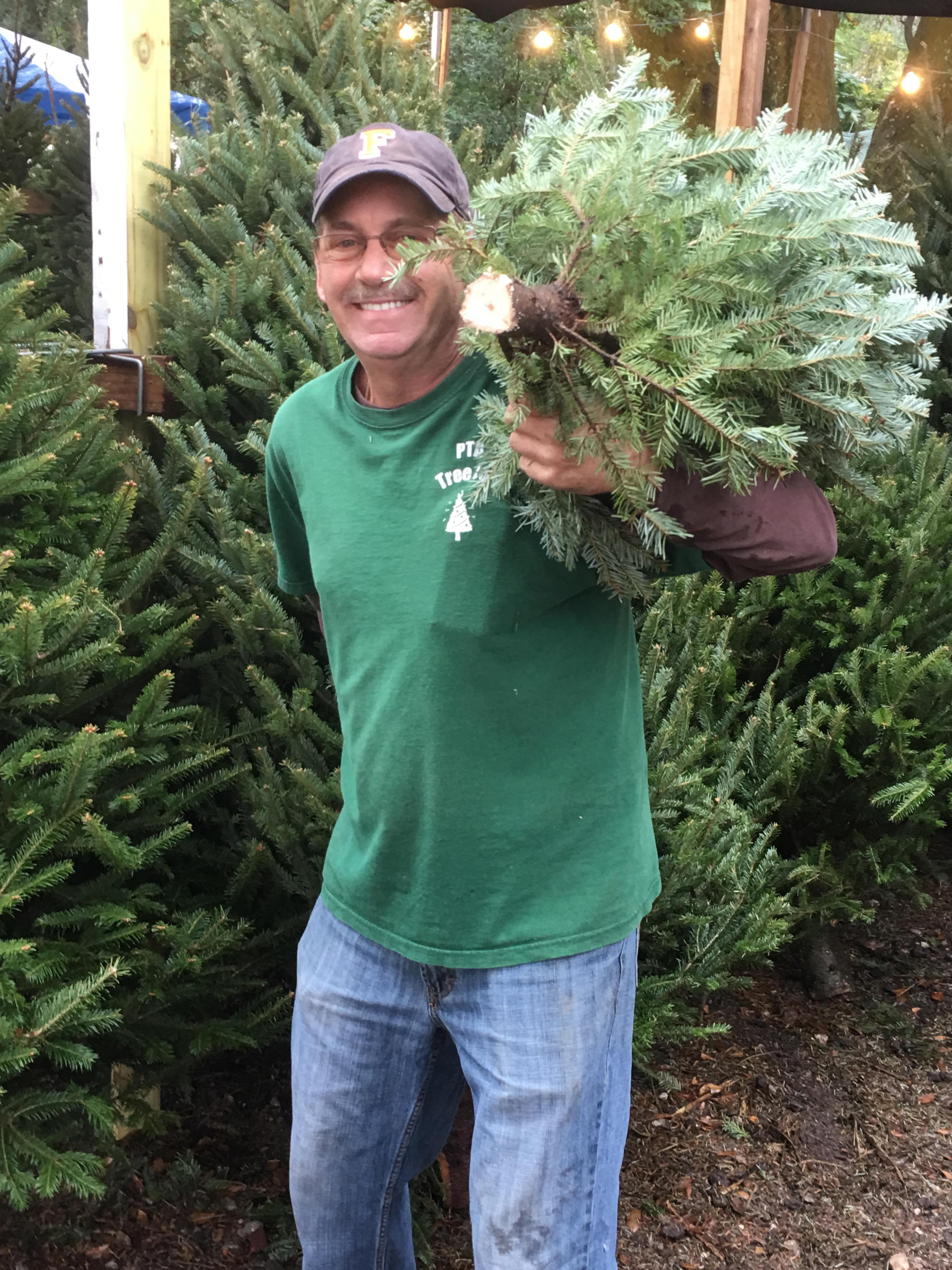 Dave's Christmas Tree Lot image 90