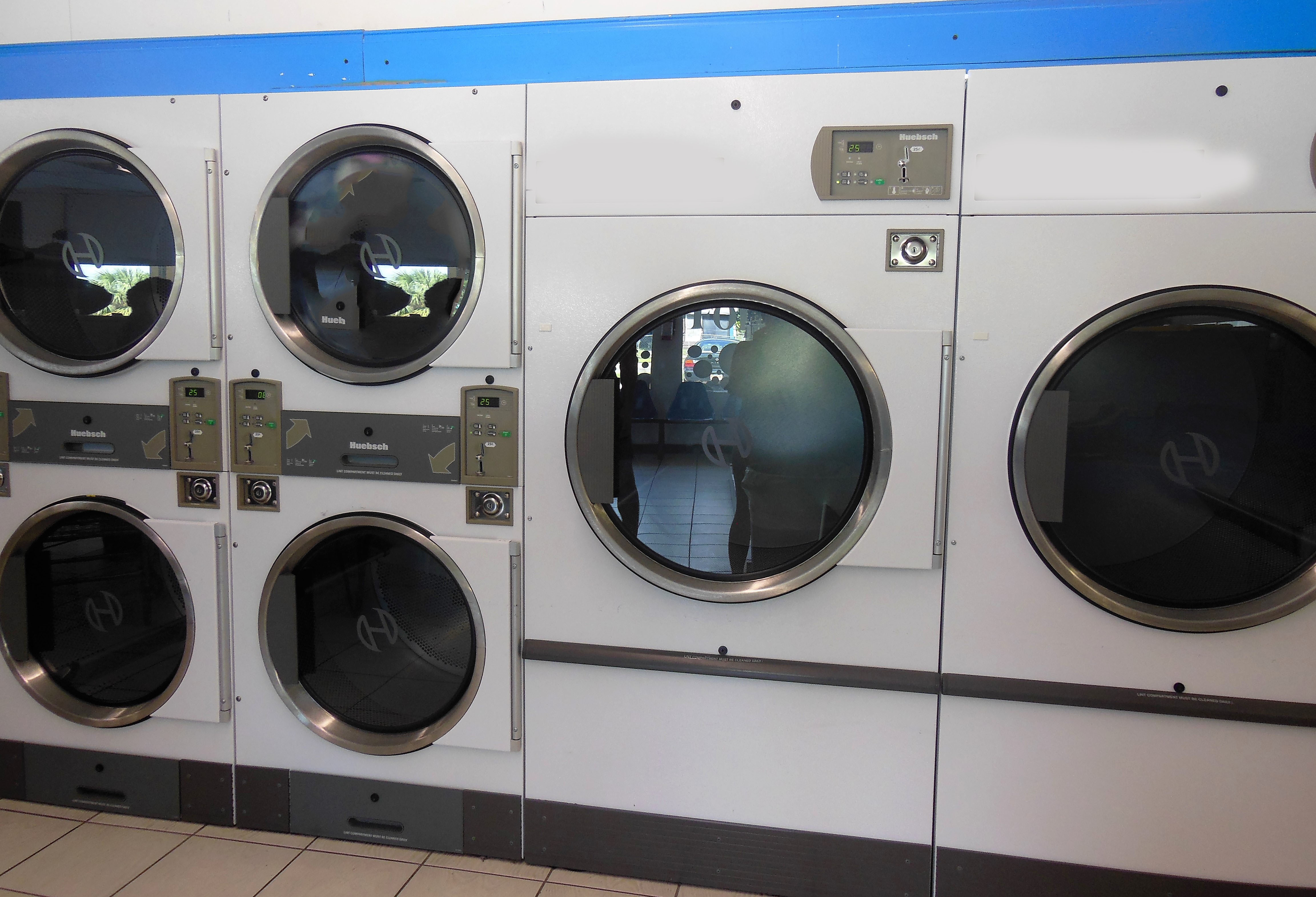 Palm River Square Laundromat image 0
