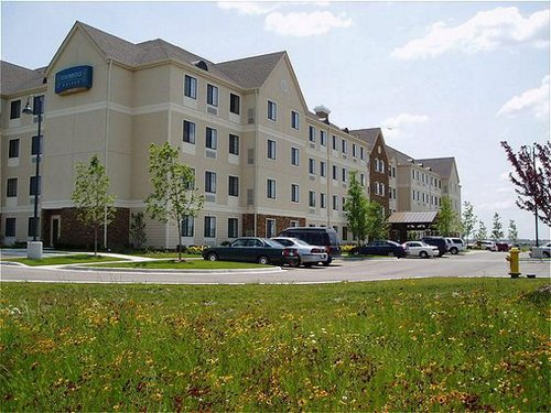 Staybridge Suites Chicago Glenview In Glenview Il