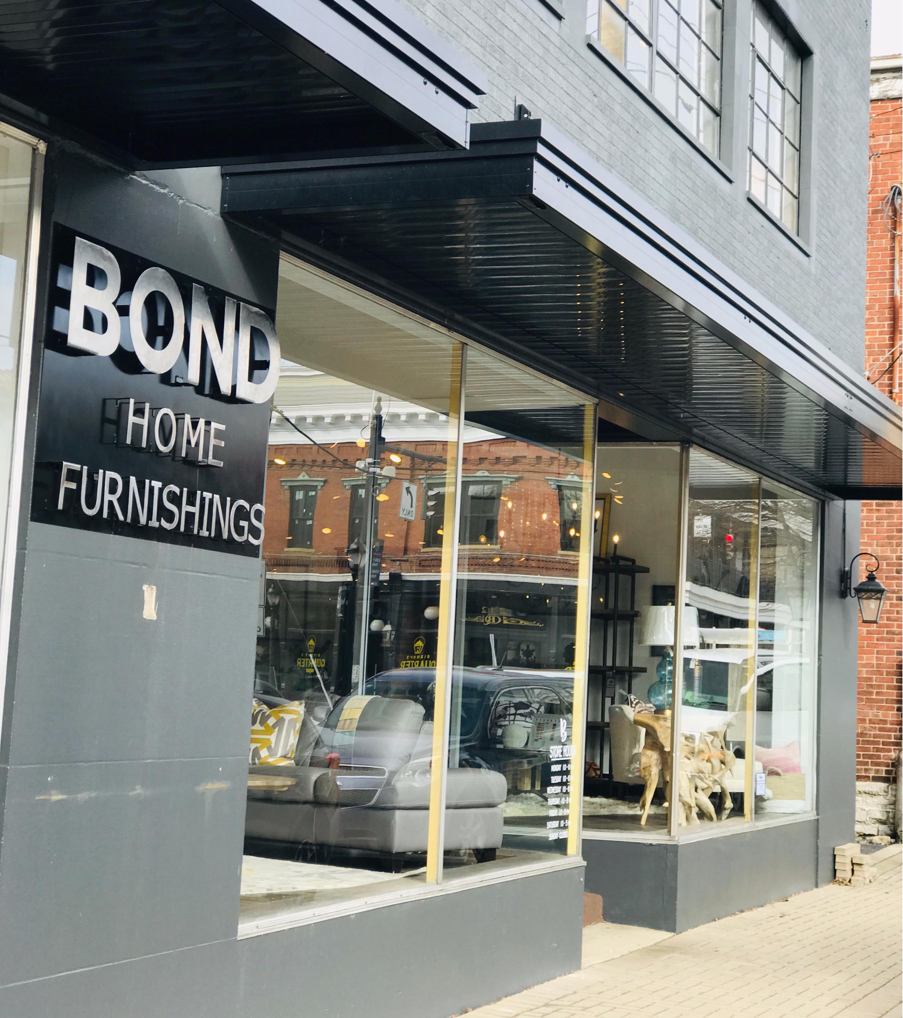 Bond Furniture and Design