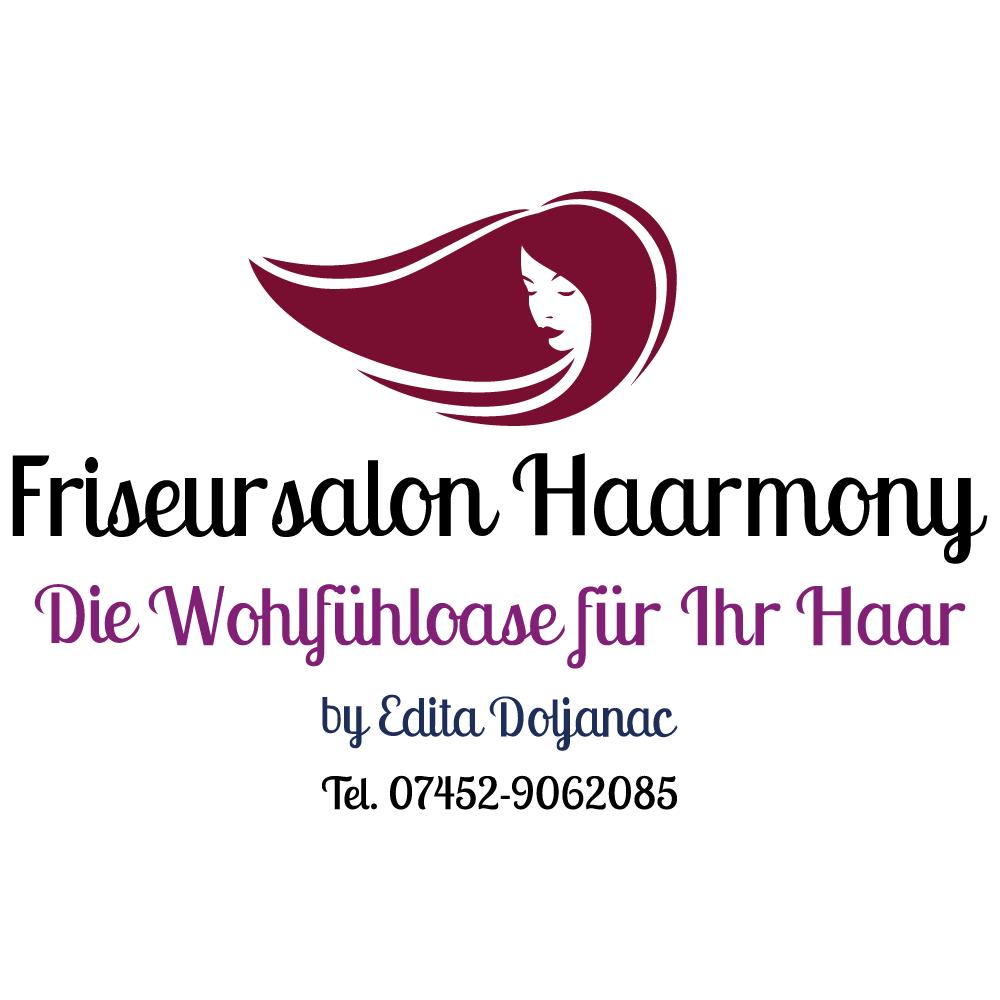 Logo von Friseursalon Haarmony by Edita Doljanac