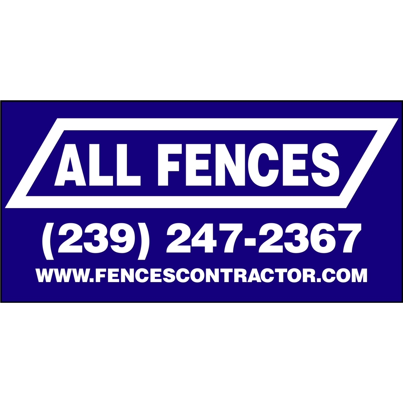 ALL FENCE