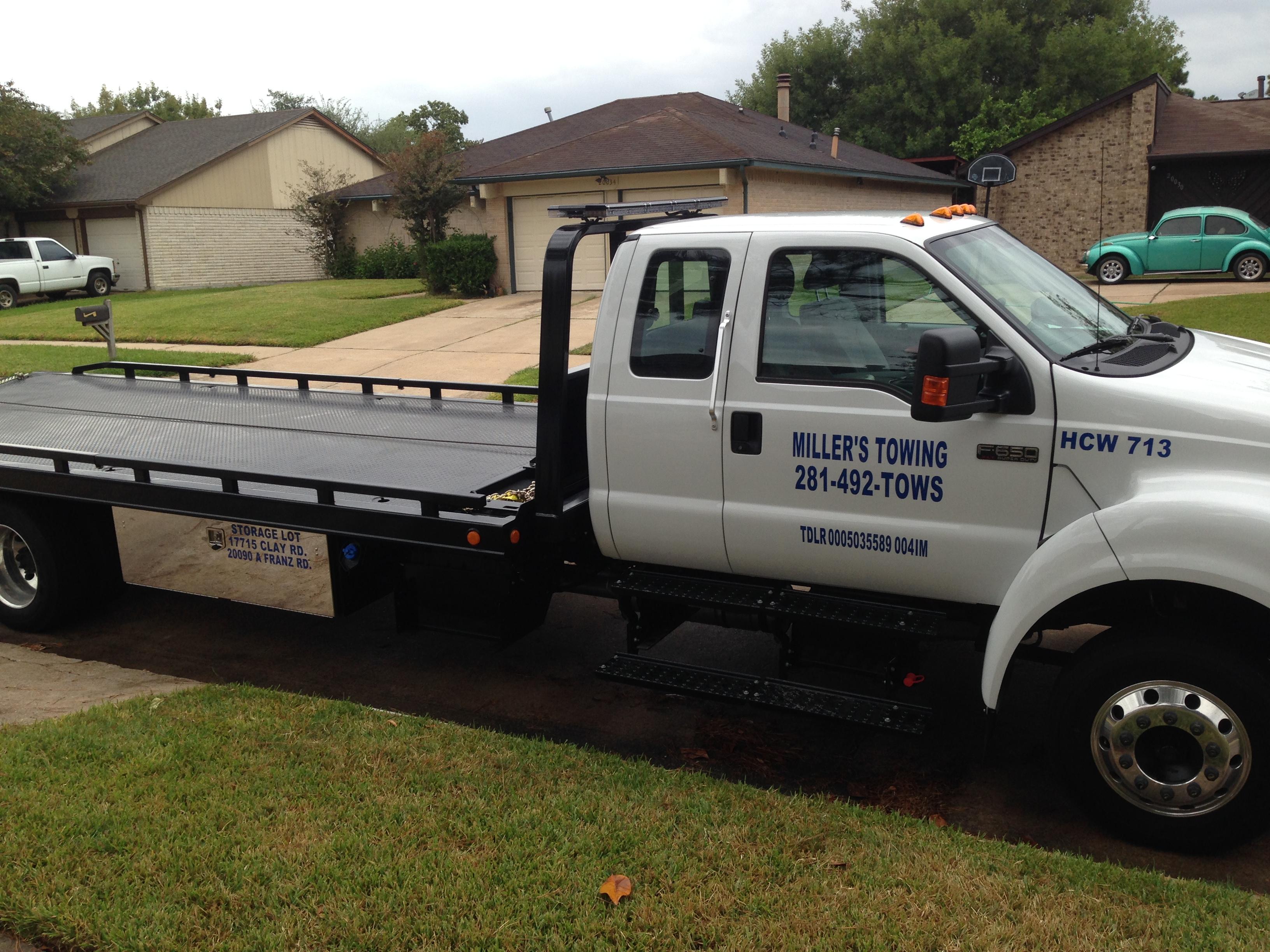 Millers Towing - Katy, TX