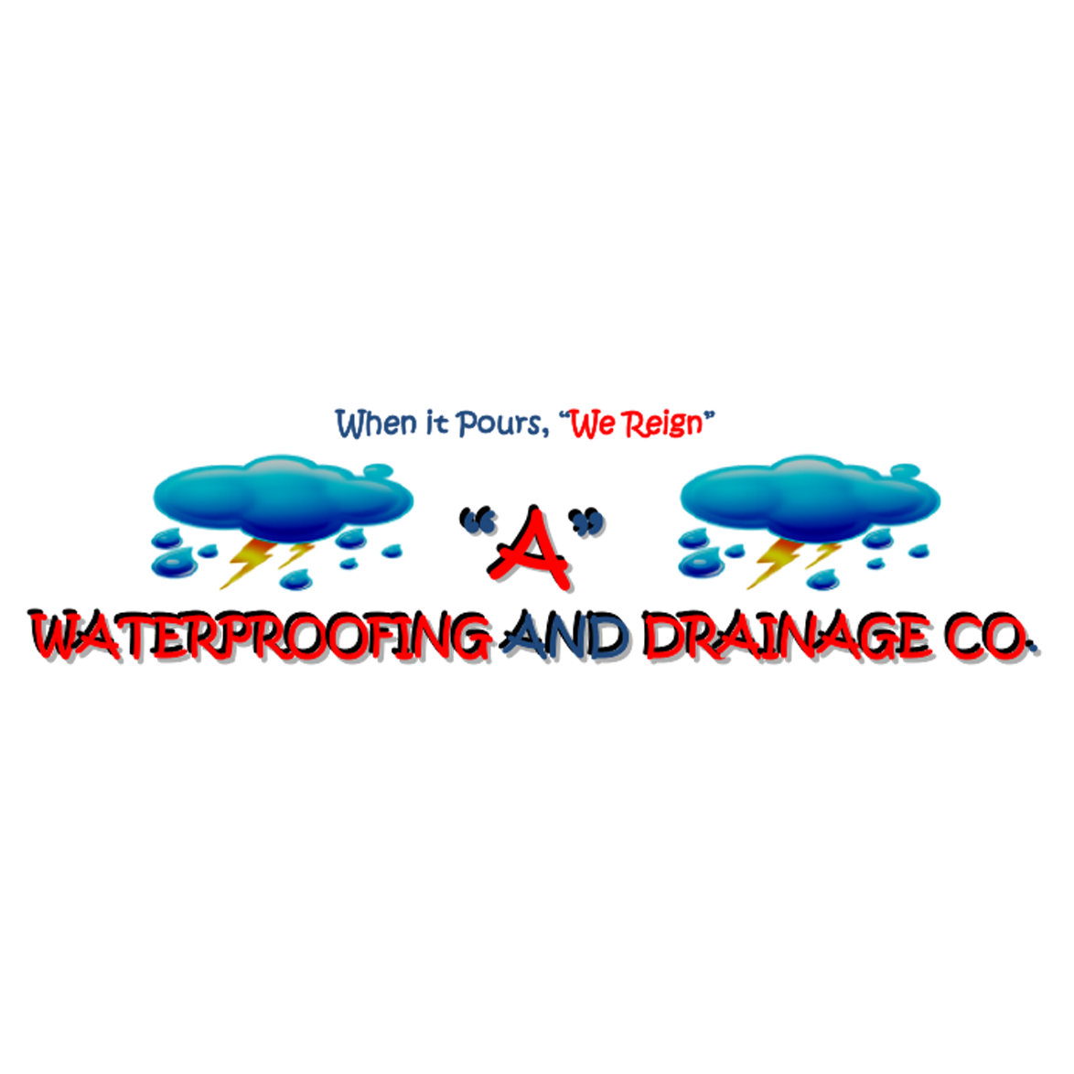 """""""A"""" Waterproofing & Drainage Inc."""