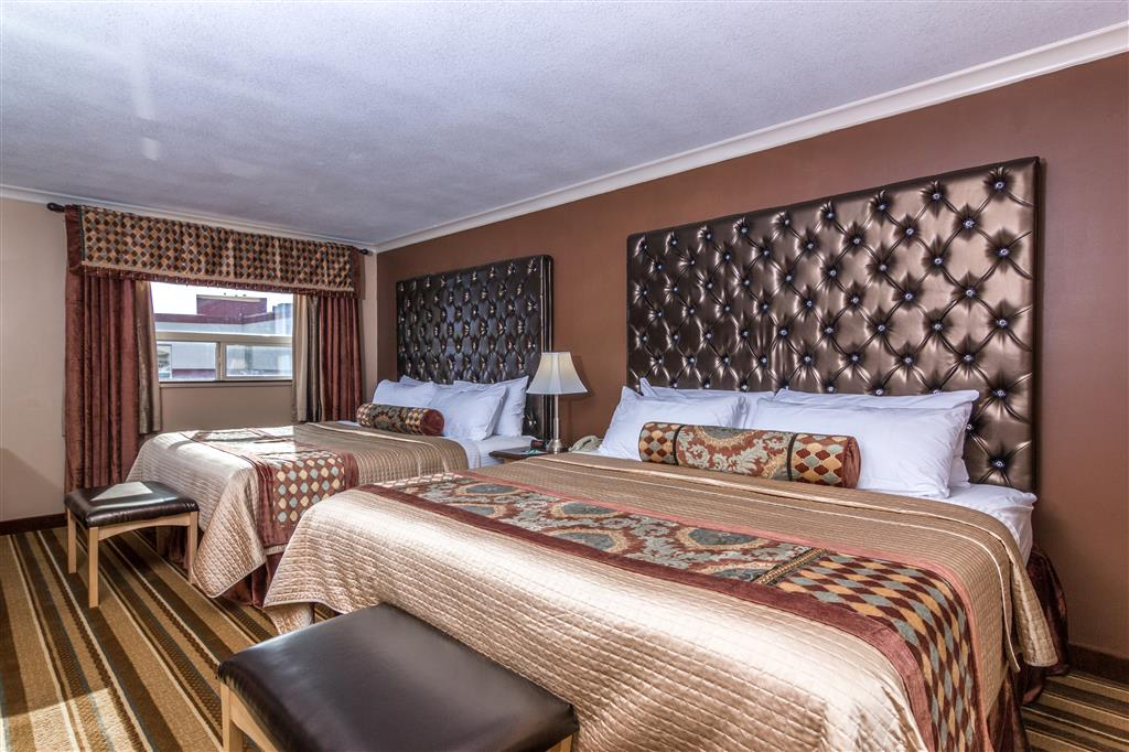 Best Western Marquis Inn & Suites in Prince Albert: Two King Beds