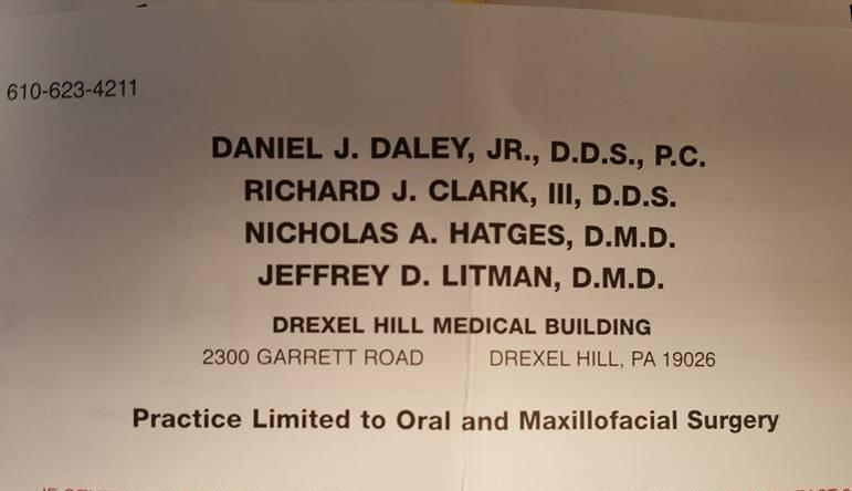 Daley Oral And Maxillofacial Surgery Associates In