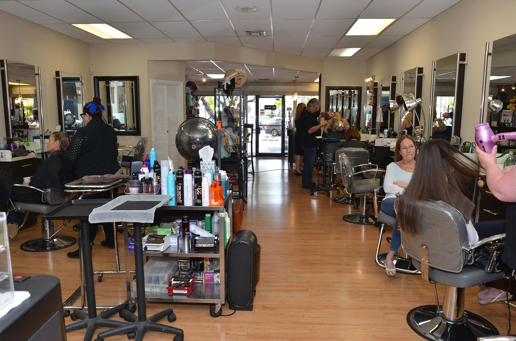 grainneís hair salon essay Essays monopolitic competition in hair salon industry monopolitic competition in hair salon industry or any similar topic specifically for you do not waste.